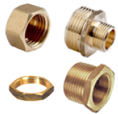 Brass Bushing Nipple 1