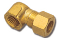 Brass Compression Fitting 2