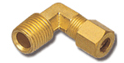 Brass Compression Fitting 3