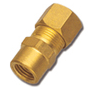 Brass Compression Fitting 4