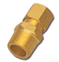Brass Compression Fitting 5