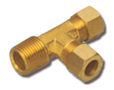 Brass Compression Fitting 6
