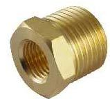 Brass Heavy Close Hex Nipple 3