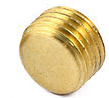 Brass Pipe Plugs 2