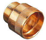 BRASS FLEXIBLE ADAPTOR (2)