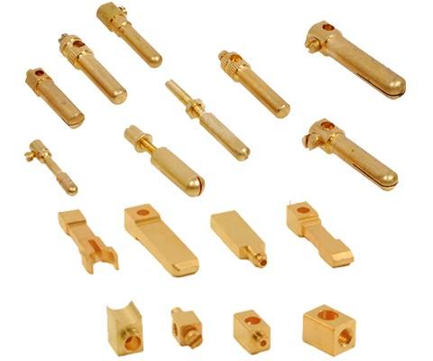 Brass Electrical Plug & socket Pin