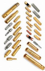 Siya Metal Brass Electrical Plug Amp Socket Pin