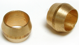 Brass Sleeve Bushing 1