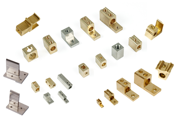Brass HRC Fuse Connector